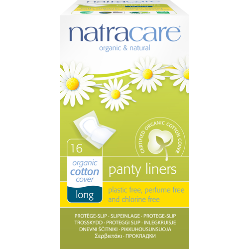 NATRA.LONG.WRAPPED PANTY LINER -