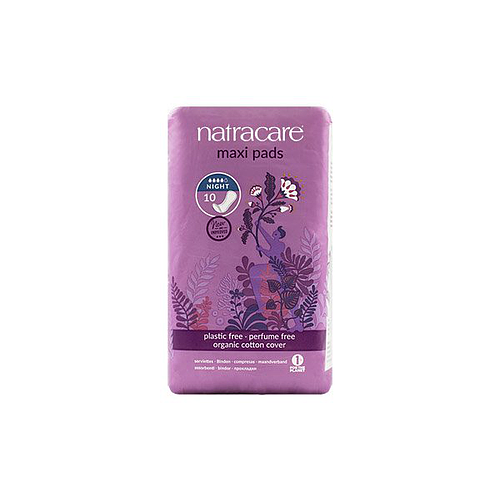NATRA.NIGHT-TIME PADS -